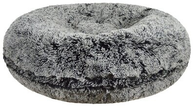 Bagel bed Midnight frost 60 cm