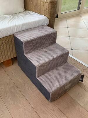 Luna Stair grey with soft grey