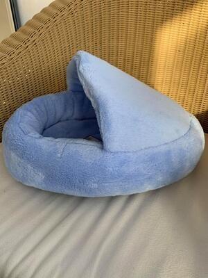 slipperbed blue big size
