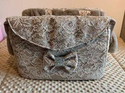 Passenger Lace Payette taupe