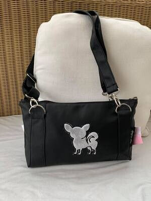 Buggy Bag Black with chi