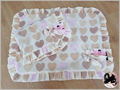 Blanket Sucre Caramel 50x70
