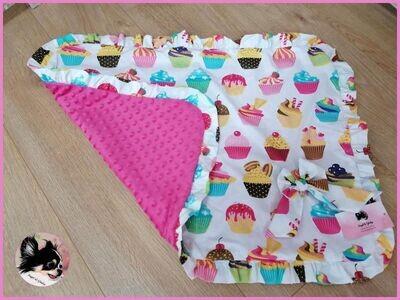 Delicious Blanket cupcakes