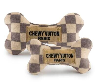 Chewy Vuiton Checker - Large