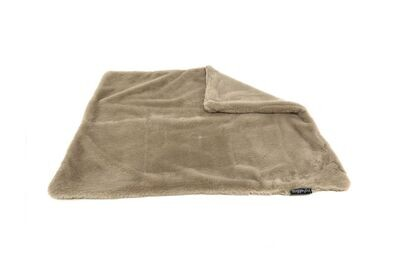 Blanket Basic small Taupe-Doggie you