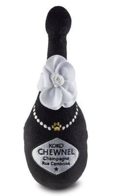 chewnel champagne black