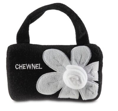 Chewnel Bag Black flower