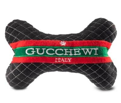Gucci bone parody toy