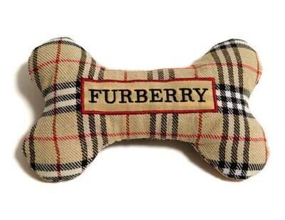 Furberry toy parody