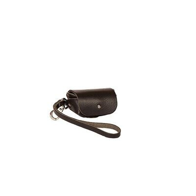 Winter Leather Puppubag Black