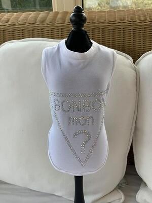 Lisardo white t shirt