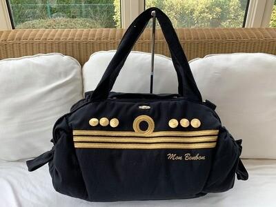 Moth Bag Black