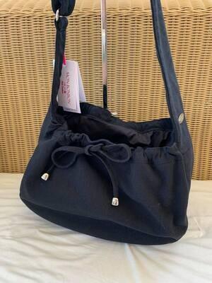 Love shoulderbag Black