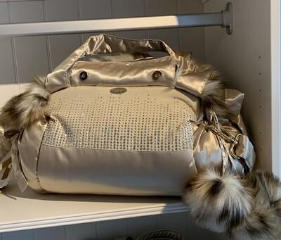 Manhattan Gold Bag