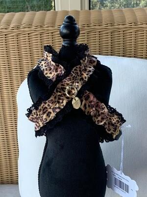 Asia harness/tuigje leopard