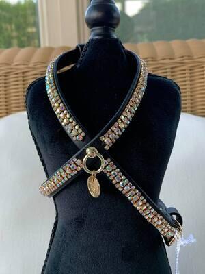 clarissa harness Mat black