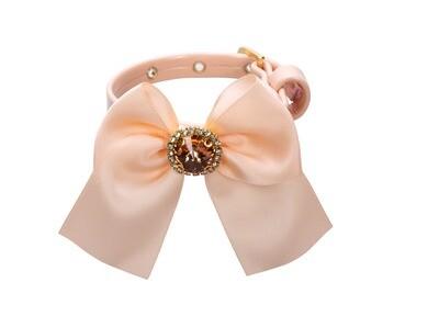 Collar Betty Apricot Roze
