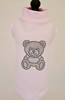 Dudu teddy Pink t-shirt