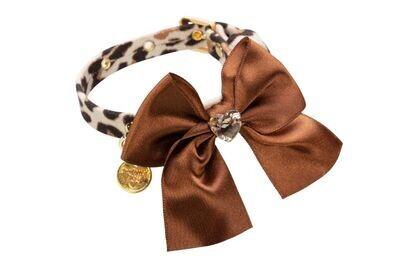 Romantic Collar Leopard