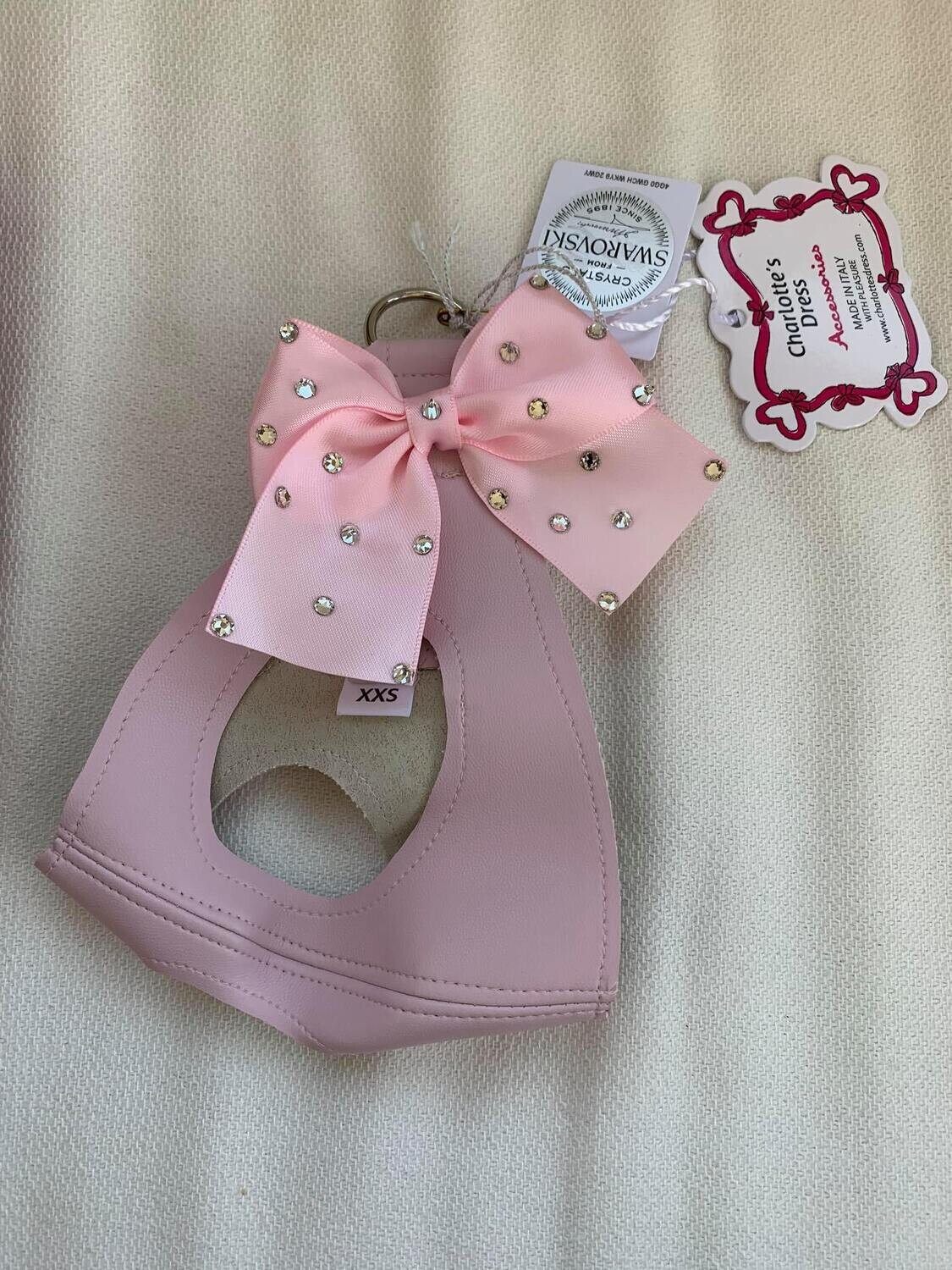 Susie Harness Baby Pink