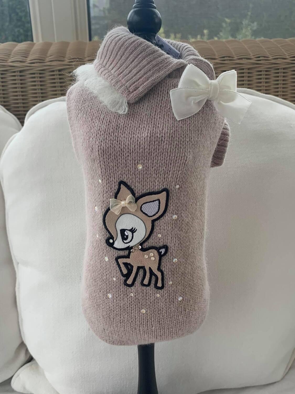 Sweet Bambi Beige dress