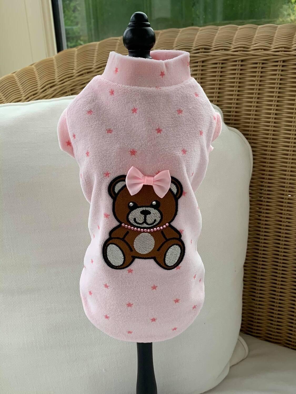 Sweatshirt Little Star Pink