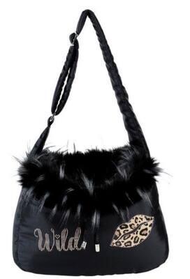 Lips Wild shoulderbag leopard