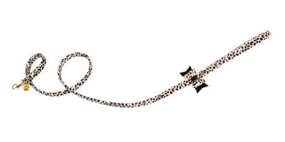 Vip lamu black leash