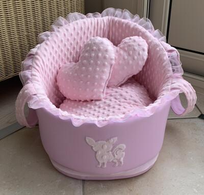 Berceau Lysa dream Pink Chihuaha