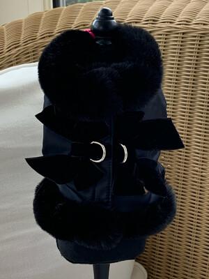 Velvet Harness Black