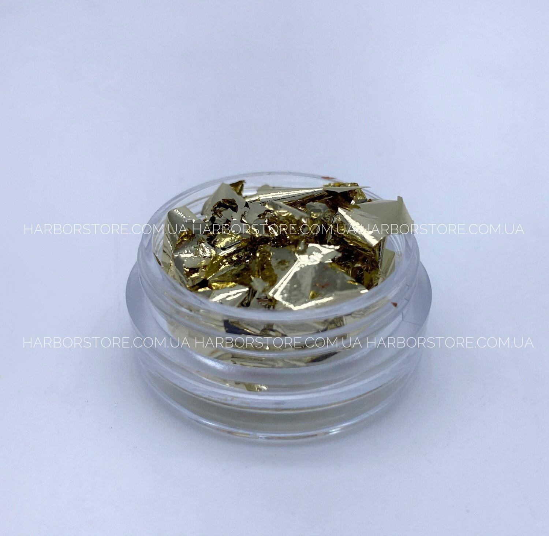 Фольга сусальное золото (шампань)