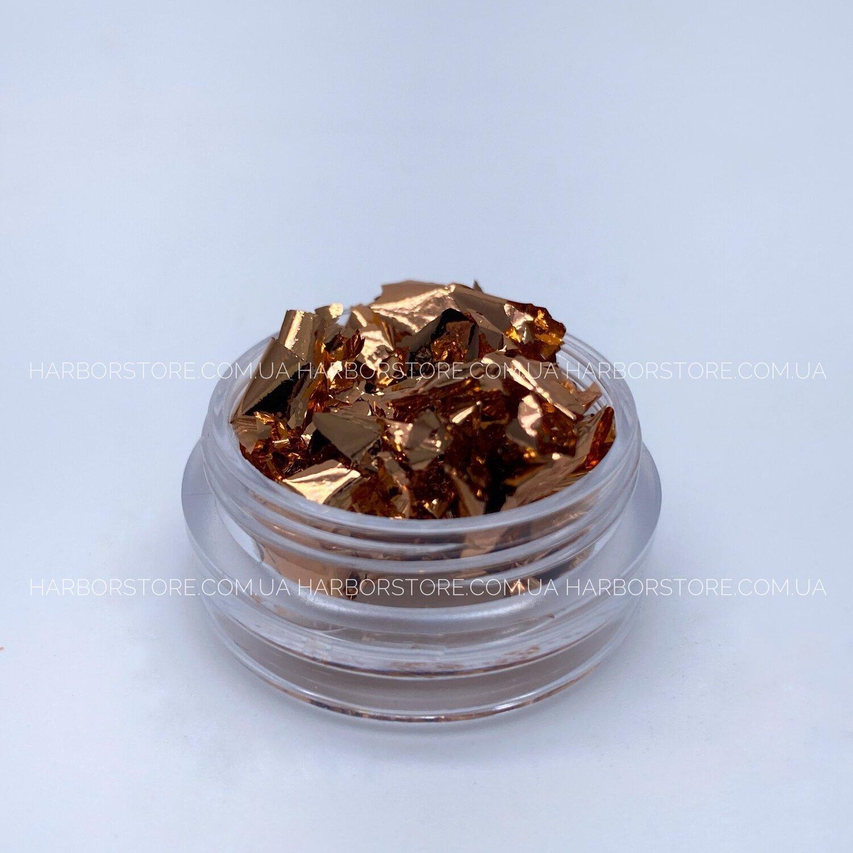 Фольга сусальное золото (бронза)