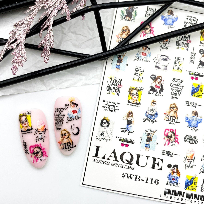 LAQUE WB-116