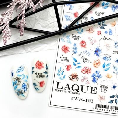 LAQUE WB-121