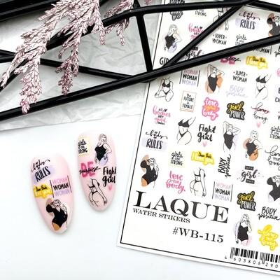 LAQUE WB-115