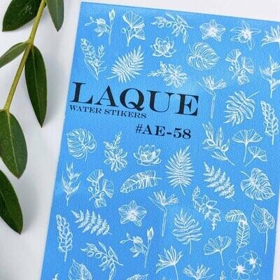 Laque AE-58 белый