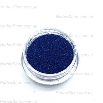 Бархатный песок синий