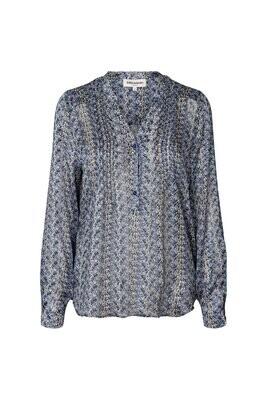 Helena Shirt Blue