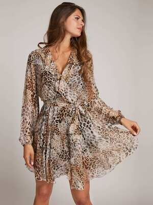 Emilia Dress Leopard
