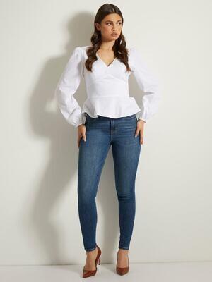 1981 Skinny Jeans Mid Blue