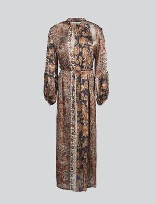 Summum Flower Print Dress