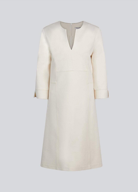 Summum Punto Milano Dress Ivory