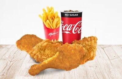 4pc Chicken Combo