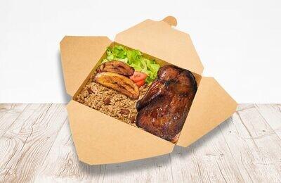 Jerk Dinner Box