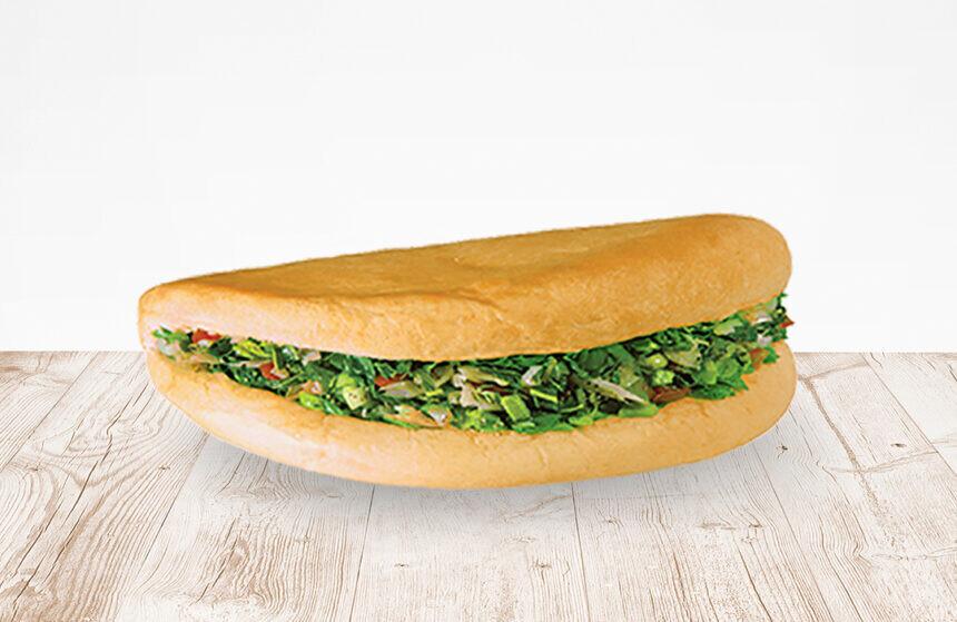 Callaloo Sandwich