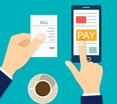 Bill Payment over 3 bills