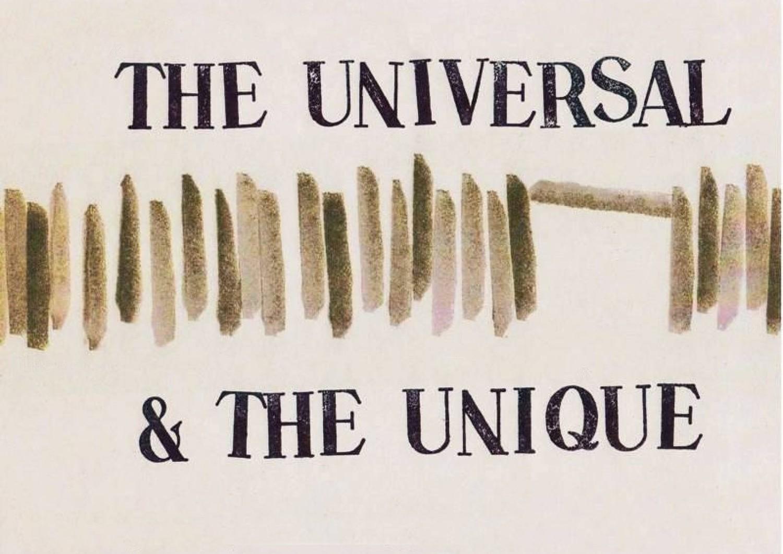 The Universal & The Unique ****