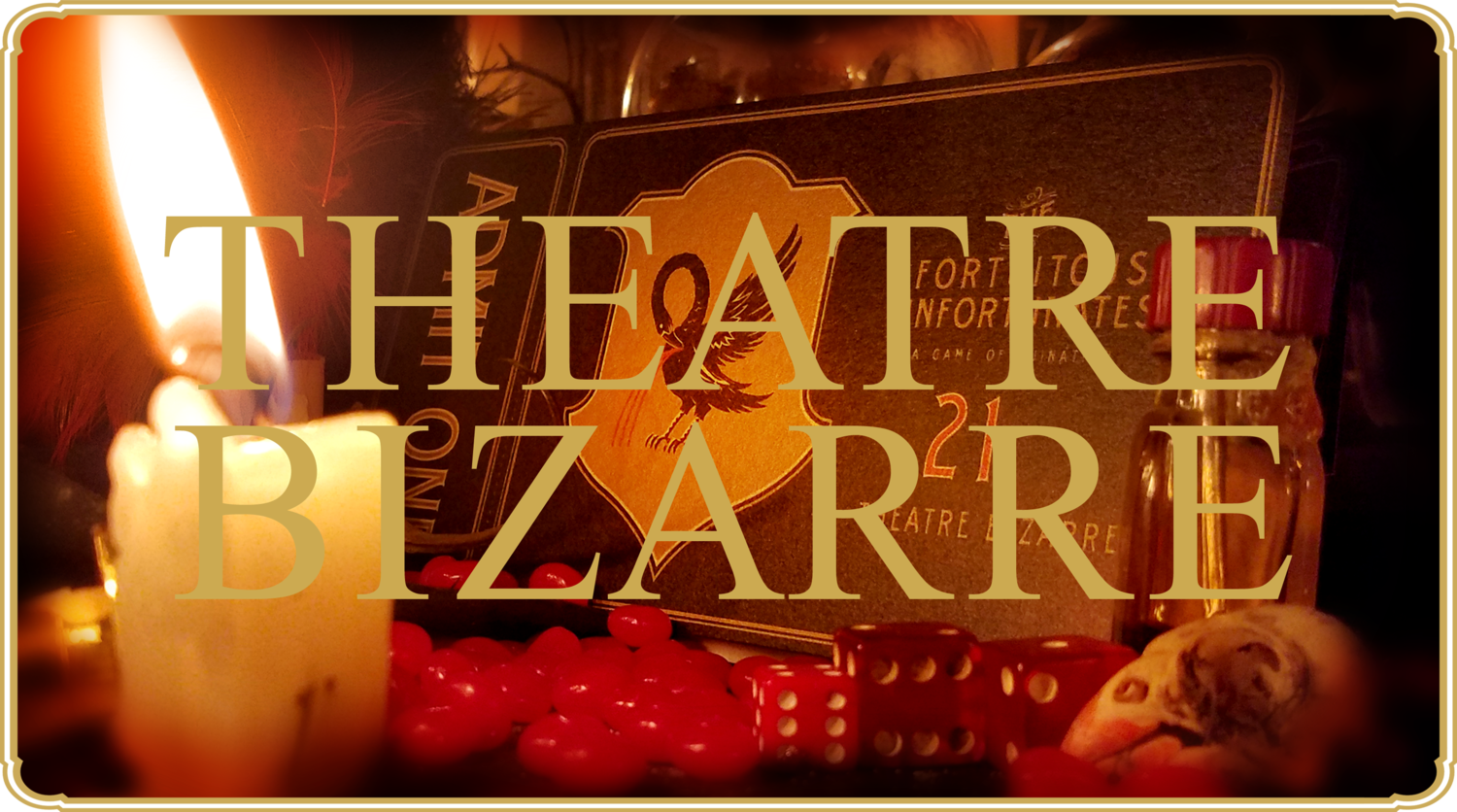 "SOLD OUT - Theatre Bizarre ""Zombo's Repose"" [2 Tickets + Hotel Stay] - October 12, 2019"