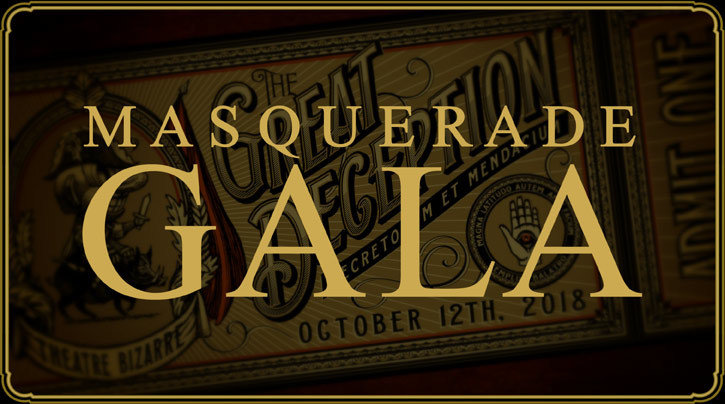 SOLD OUT - Masquerade Gala