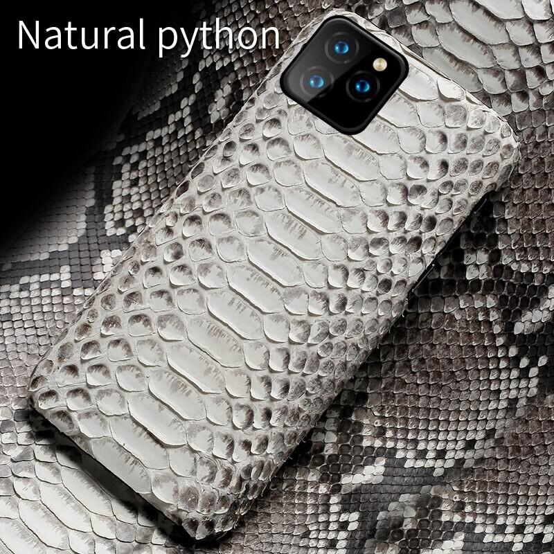 Coque en Python véritable pour Samsung, iPhone, Xiaomi, Huawei, OPPO, OnePlus, LG, Realme, Google et Honor.